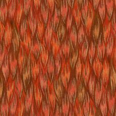 Zodiac Weave, Orange