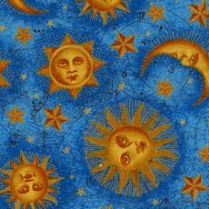 Zodiac Constellation, Blau