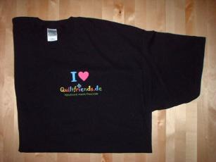Quiltfriends T-Shirt