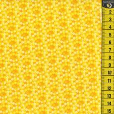 Razzle Dazzle Texture Lemon, Gelb