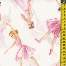 Ballerinas, Creme