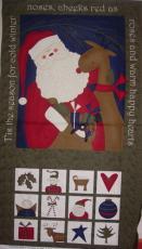 Santa Claus, Panel