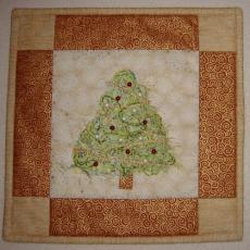 Materialpackung Baum