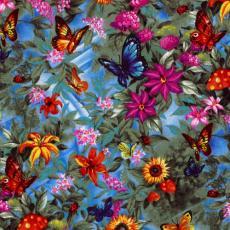 Hofmann Challange, Spring, Blau