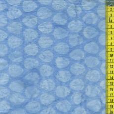 Batik Hellblau