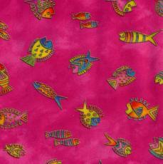 Ocean Songs, Fische, Pink