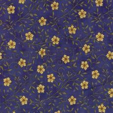 Sunflowers of Provence, gelbe Blumen, Blau