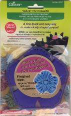 Yo-Yo Maker Blumen, groß