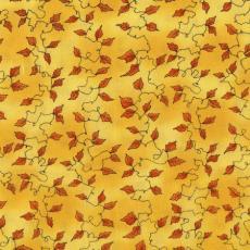 Mummy Mambo, Blätter, Gelb