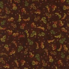 Acorn Hollow, Blätter, Braun