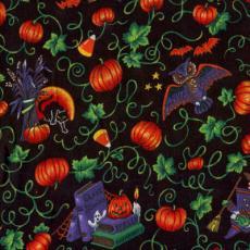 Halloween, Schwarz