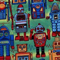 Roboter, Grün