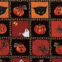 Harvest Moon II, Quadrate, Schwarz