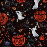 Harvest Moon, Allover, Schwarz