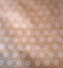 Geschenkverpackung Hexagons