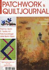 Patchwork & Quiltjournal Nr. 128