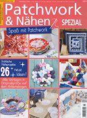 Patchwork & Nähen Spezial Spaß mit Nähen 3/2018
