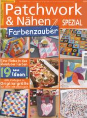 Patchwork & Nähen Spezial Farbenzauber 5/2018