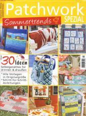 Patchwork Magazin Spezial Sommertrends 4/2015