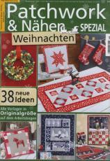 Patchwork & Nähen Spezial Weihnachten 6/2019
