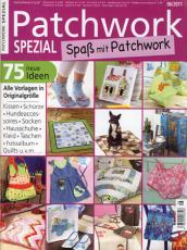 Patchwork Spezial Spaß mit Patchwork 6/2011