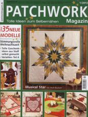 Patchwork Magazin 1/2013