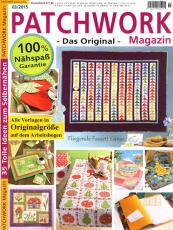 Patchwork Magazin 03/2015