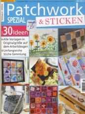 Patchwork Spezial & Sticken 04/2013