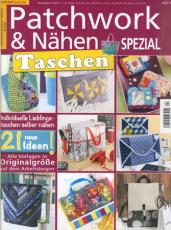 Patchwork & Nähen Spezial Taschen 4/2018