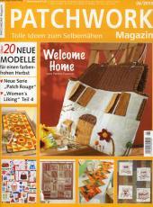 Patchwork Magazin 06/2013