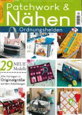 Patchwork & Nähen - Ordnungshelden 4/2021
