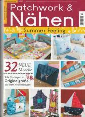 Patchwork & Nähen - Summer Feeling 3/2021