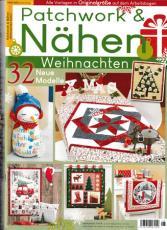 Patchwork & Nähen Weihnachten 6/2021