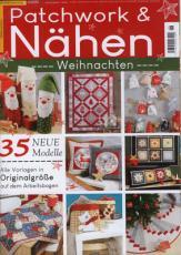 Patchwork & Nähen - Weihnachten - 6/2020
