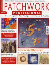 Patchwork Professional 4/2011