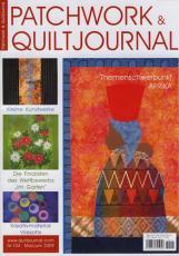 Patchwork & Quiltjournal Nr. 104
