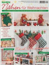 Sabrina Nähen Spezial - Nähen für Weihnachten SN058