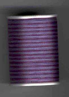Coats Dual Duty Handquiltgarn, Lila Verlauf 810, 228m