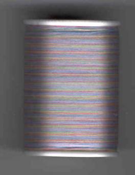 Coats Dual Duty Handquiltgarn, Pastel Verlauf 865, 228m