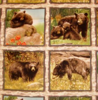 Bear Country - Mini Panele