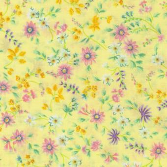 Calico Blumen, Gelb