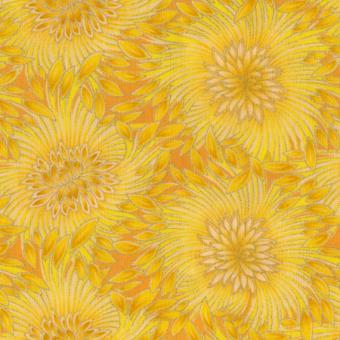 Sun & Moon, Blumen, Gelb