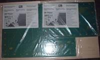 Schneidematte 30x45 cm (12x18 inch)