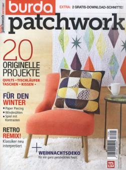 Burda Patchwork Winter 2017