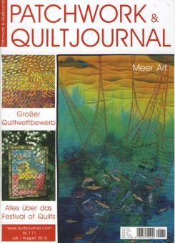 Patchwork & Quiltjournal Nr. 111