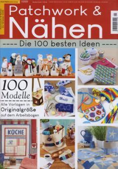 Patchwork & Nähen - Die 100 besten Ideen - 1/2020
