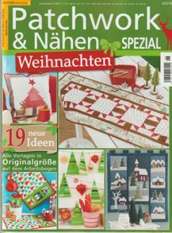 Patchwork & Nähen Spezial Weihnachten 6/2018