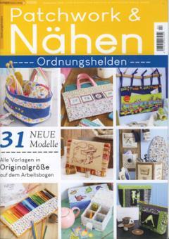 Patchwork & Nähen - Ordnungshelden 4/2020
