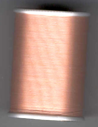 Coats Dual Duty Handquiltgarn, Pfirsich 161, 228m