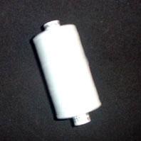 Aerofil Garn, Weiß, 1000m Rolle